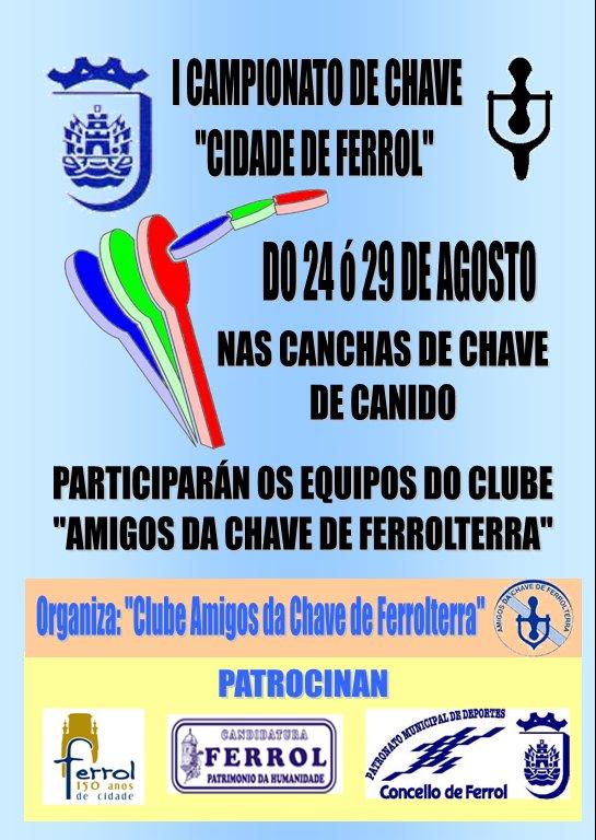 I Campionato Cidade Ferrol