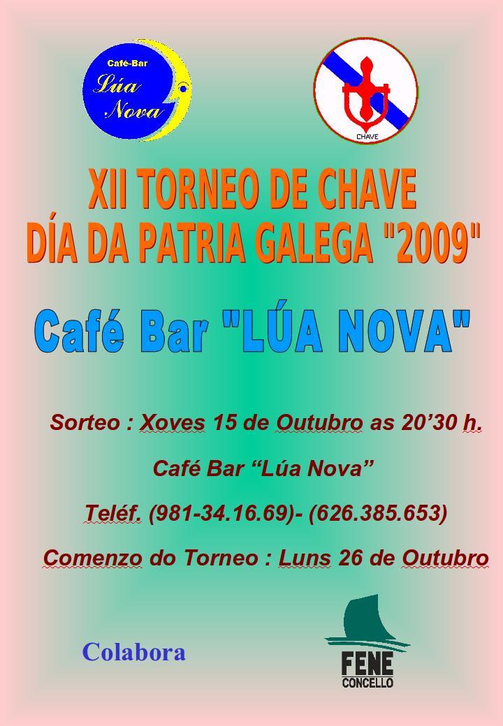 XII Torneo Lua Nova 2009